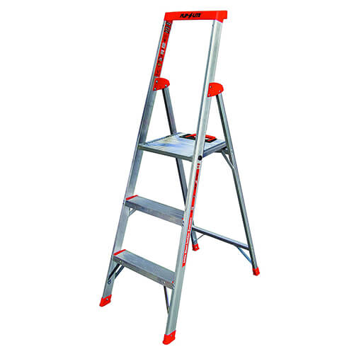 Flip-N-Lite 300-Pound Duty Rating Platform Stepladder, 5-Foot